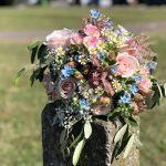 Bruidsboeket bloemist hardinxveld