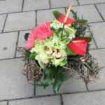 Bloemstuk, Boeket, Bloemist Hardinxveld, Bloemist Sliedrecht, Bloemist Gorinchem, Flowers, Bloemen, afscheidsbloemwerk, rouwstuk, rouwwerk
