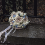 Bruidsboeket exclusieve rozen