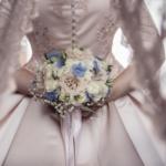 Bruidsboeket gardenroos